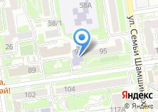 Компания «Детская школа искусств №30» на карте
