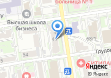 Компания «КБ Москоммерцбанк» на карте