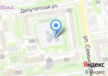 Компания «Детский сад №495 Гномик» на карте