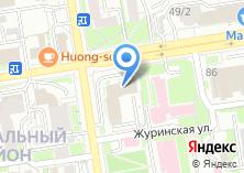 Компания «Строитель54» на карте