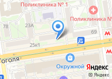 Компания «Силатон Конфорт» на карте