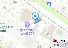 Компания «Альта Строй» на карте