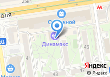 Компания «Подразделение Д» на карте
