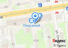 Компания «ТриОпт» на карте