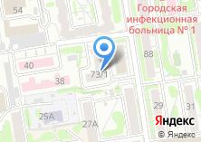Компания «СИБЛЕГПРОМСЕРВИС» на карте