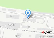 Компания «СибПром» на карте