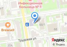 Компания «НГТИ» на карте