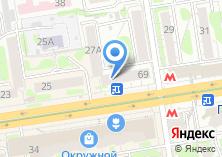 Компания «САДОВЫЙ ДВОРИК» на карте