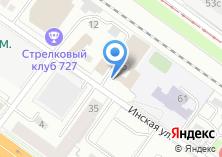 Компания «Никан» на карте