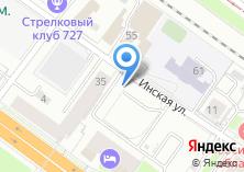 Компания «Сибирский промышленный альпинистский центр» на карте
