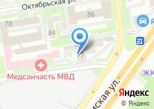 Компания «Центр-ЛЕС» на карте