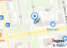 Компания «Краснообск. Монтажспецстрой» на карте