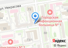 Компания «Хлебушек и булочки» на карте