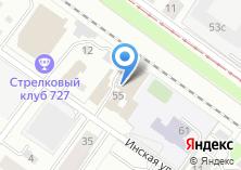 Компания «BOSService» на карте