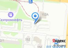 Компания «СпринтАвто» на карте