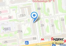 Компания «Центр врачебной психотерапии и психологии» на карте