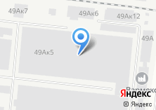 Компания «Паркет-Холл» на карте