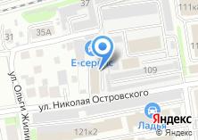 Компания «СТРОЙСЕРВИС-НСК» на карте