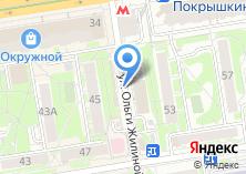 Компания «Пирожок» на карте