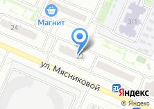 Компания «Энергомонтаж» на карте