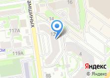 Компания «Савилина» на карте