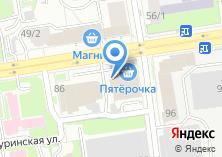 Компания «ТЕКОН СИБИРЬ» на карте