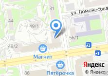 Компания «БизнесПремиум» на карте