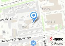 Компания «СБ-Сибирь» на карте