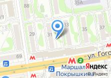 Компания «АФИНА ПАЛЛАДА» на карте