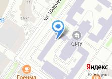 Компания «Сибирский институт» на карте