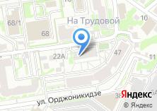 Компания «Агентство кадастровых работ и юридических услуг» на карте