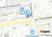 Компания «РСУ №7» на карте