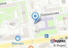 Компания «Кофейник» на карте