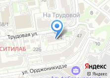 Компания «Строящийся жилой дом по ул. Орджоникидзе» на карте