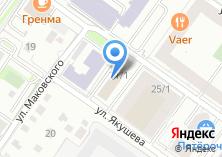 Компания «Ателье кузова» на карте