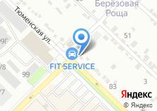 Компания «СИББАМПЕР» на карте