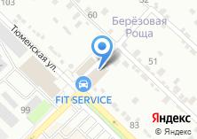 Компания «Авторазрез» на карте
