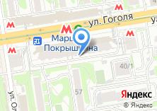 Компания «Очкарик» на карте