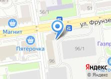 Компания «Федерация танцевального спорта Новосибирской области» на карте