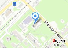 Компания «РОССИБ» на карте