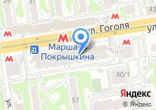 Компания «АБИТУР-НСК» на карте