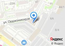 Компания «Deluxepromo.ru» на карте