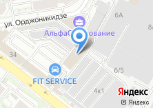 Компания «Иванка» на карте