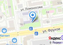 Компания «Центр подготовки антикризисных управляющих и оценщиков НГУЭУ» на карте