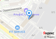 Компания «Event Vostok» на карте