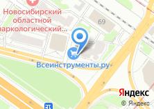 Компания «СибАвтоКонсалт» на карте