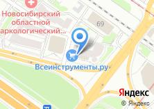 Компания «Рауш» на карте