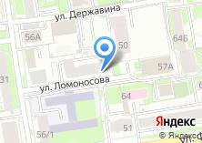 Компания «Сибирский антикризисный центр» на карте