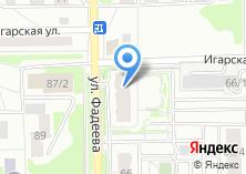 Компания «Концерн Сибирь» на карте