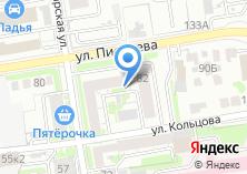 Компания «Sika» на карте